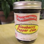 Blueberry Pepper Jam