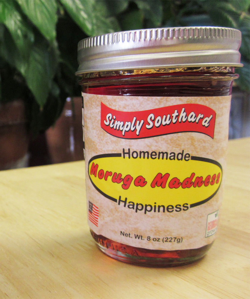 Moruga Madness Jelly
