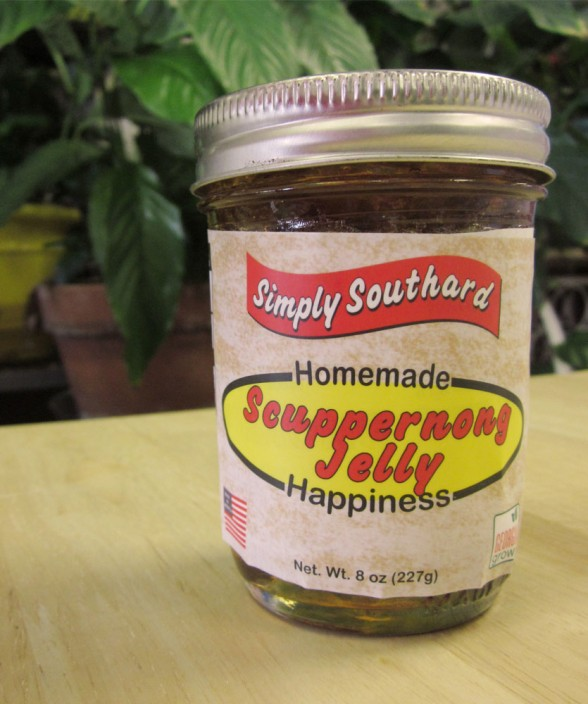 Scuppernong Jelly